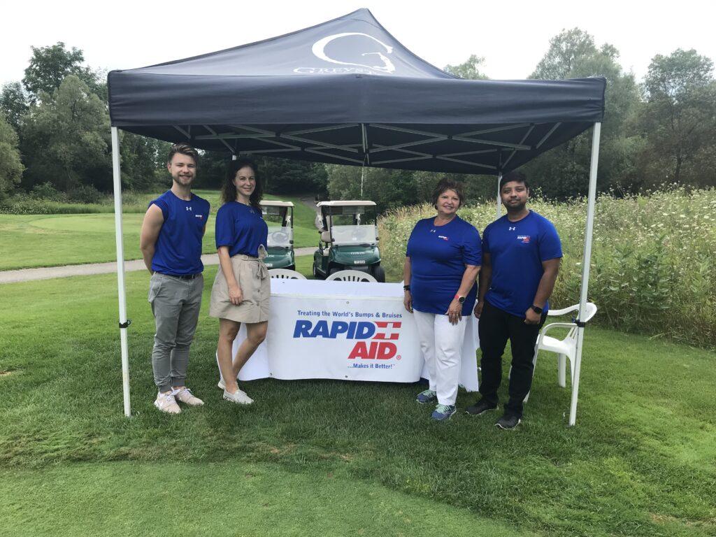 Oakbille Hospital Golf tournment 2019
