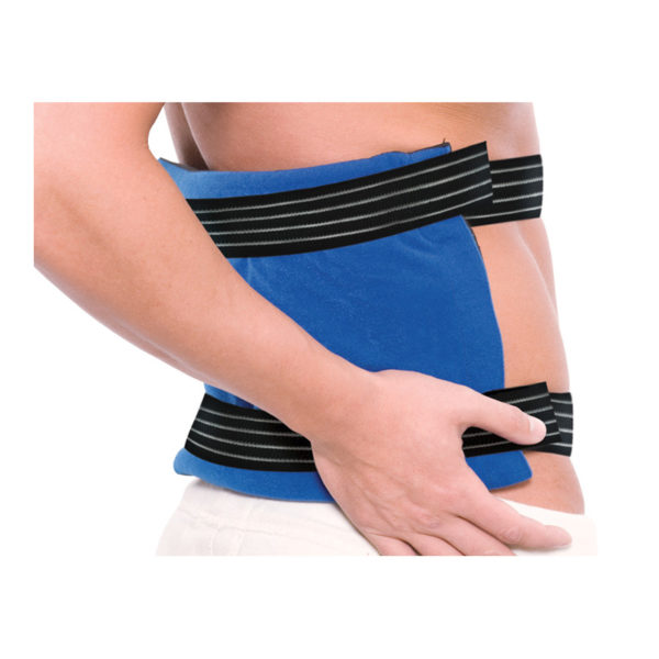 17 Universal Reusable HotCold Compress Wrap with gel pack 3